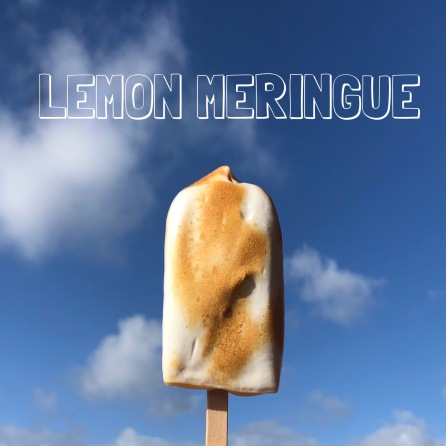 Lemon Meringue Lyx Pop